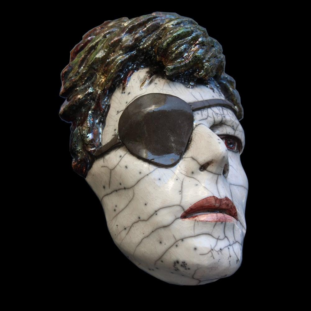 Halloween Jack – Raku Mask