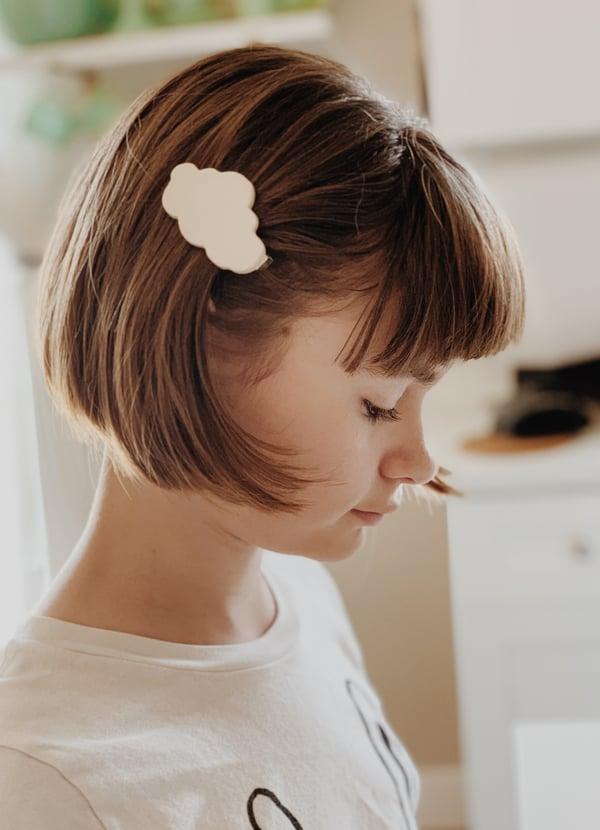 Image of Cloud hair clip