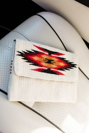 Image of 'Drain The Blood' Clutch Bag