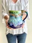 Ocean Wave Mug
