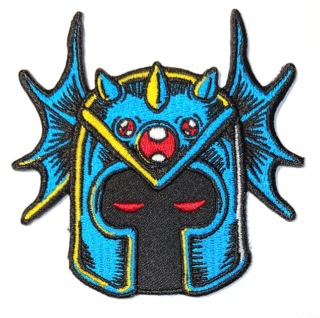 Image of Moreduke™ Embroidered Patch