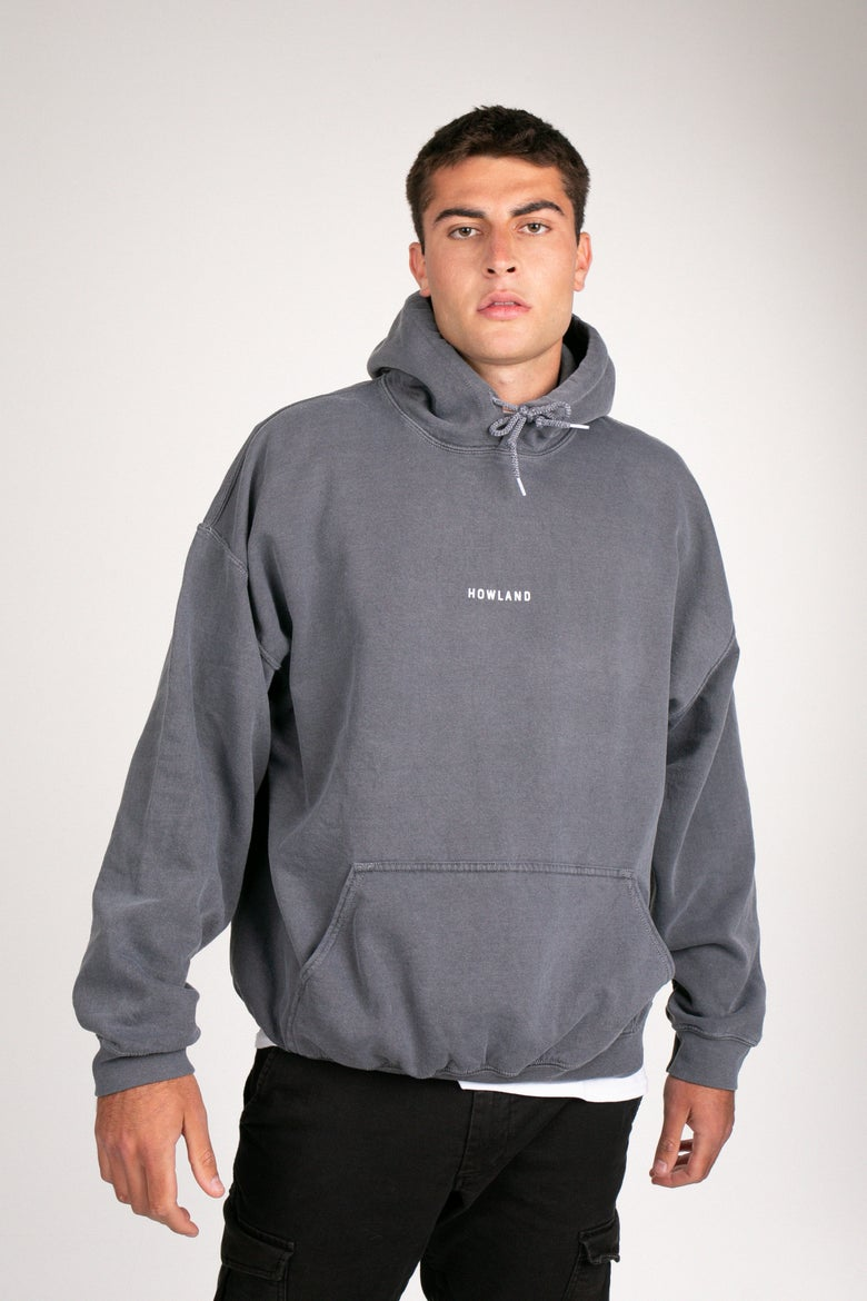 Image of INSIDE OUT HOODIE