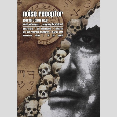 Image of Noise Receptor Magazine Issue #9