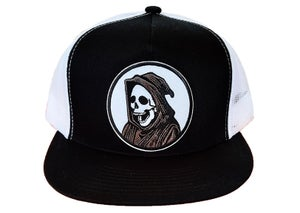 Image of Last Laugh Mesh Snapback (multiple colors)