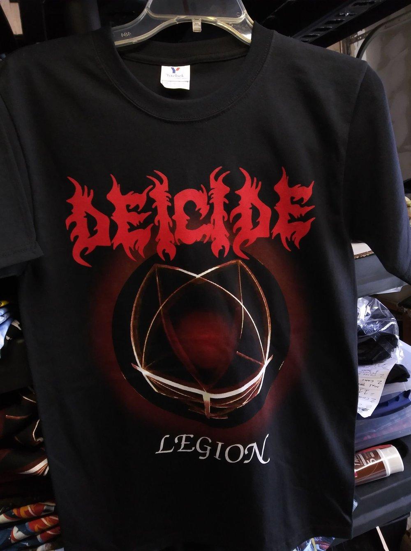Deicide Legion T-SHIRT *Imported*