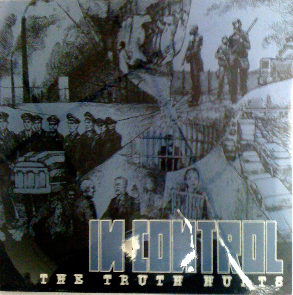 "Image of In Control ""The Truth Hurts"" LP"