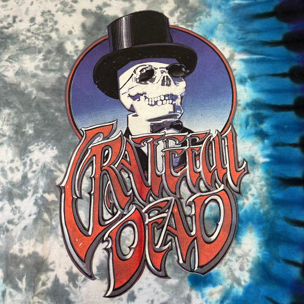 Original Rare Vintage Grateful Dead NYE 1990's Rick Griffin Tee! Large!!