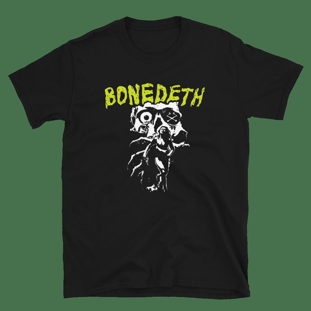 Image of Skull Monk Shirt 4 options