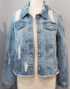 Image of Queendom Denim Jacket