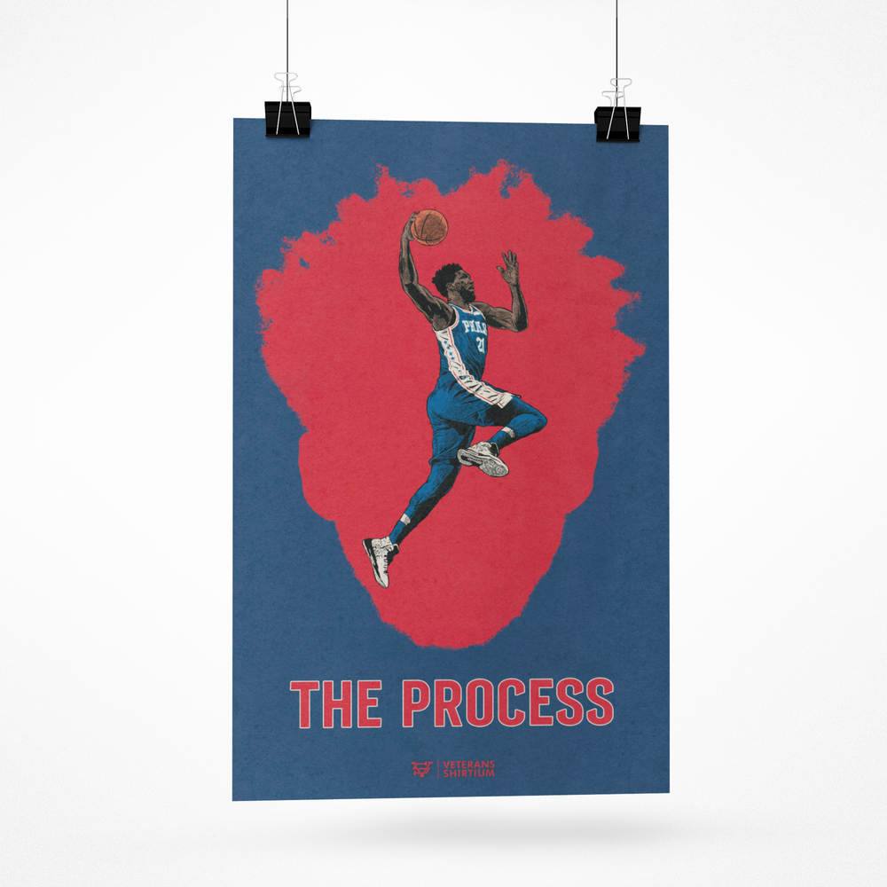 Image of The Process Art Print