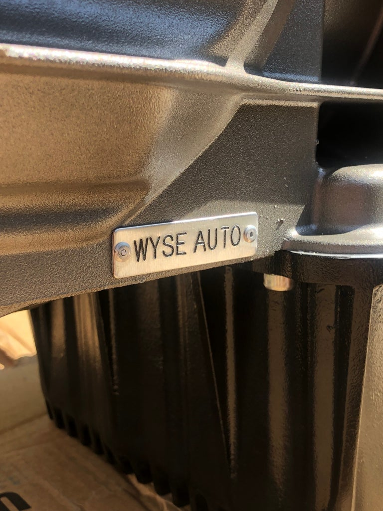 Wyse Auto 4R100 Transmission Stage 1-4