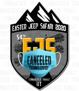Image of Easter Jeep Safari 2020 - Event Badge