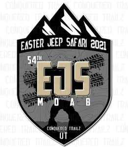 Image of Easter Jeep Safari 2021 - Event Badge