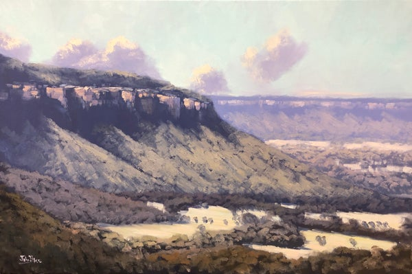 Image of Looking Over Hartley Vale