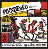 Image of LP. V.A. : Plundered Vol 3.  The Sting Rays Unstung !