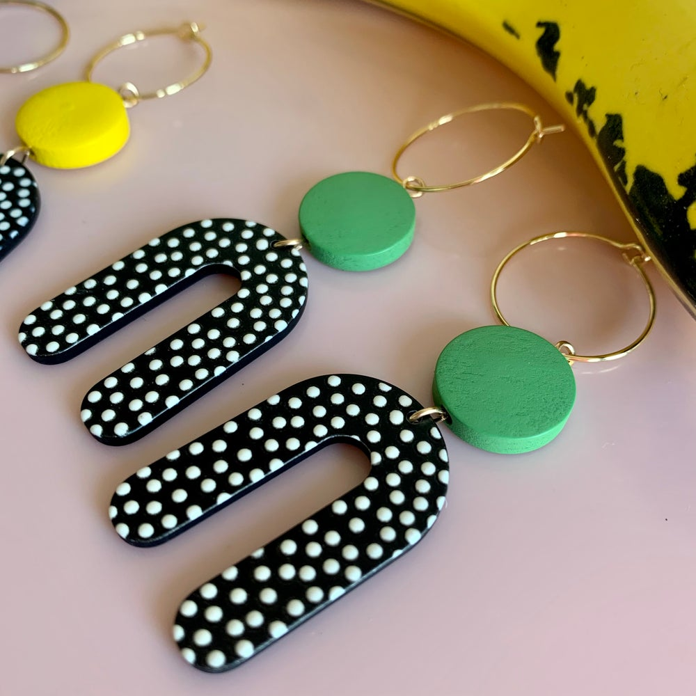 Image of Going Spotty Earrings