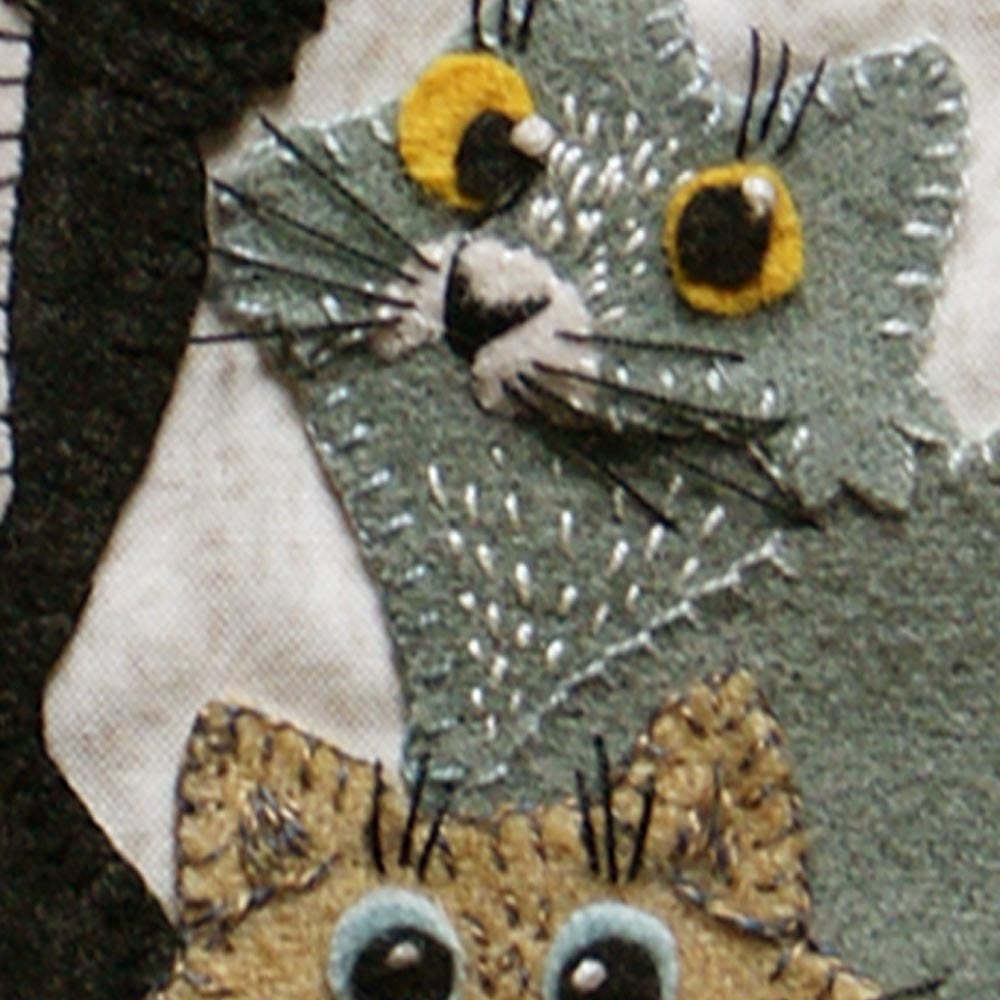 Image de LES CHATS D'ISABELLE KIT dame de la forêt