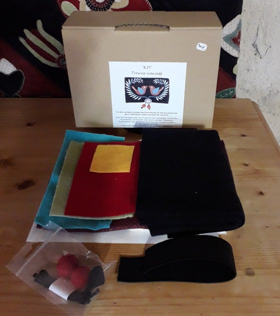 Image of TROUSSE NOMADE KIT