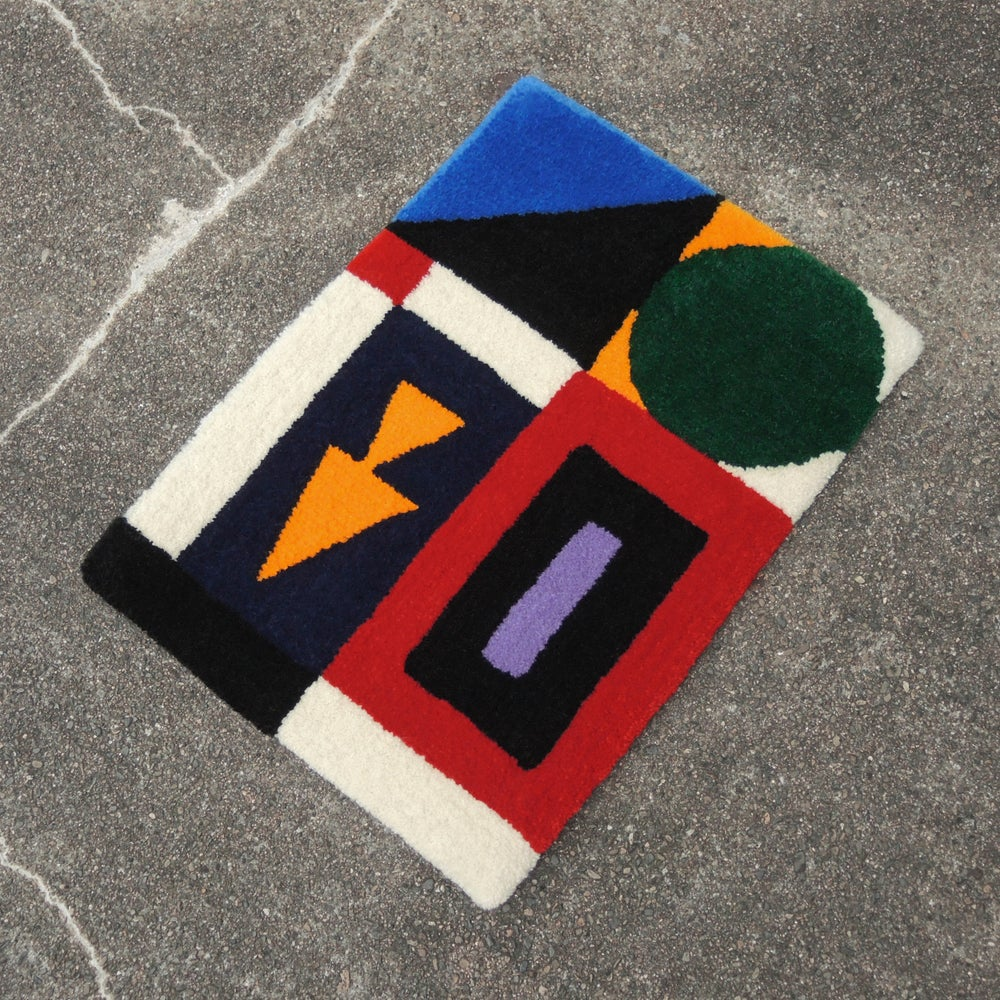 Image of #S1 Rug