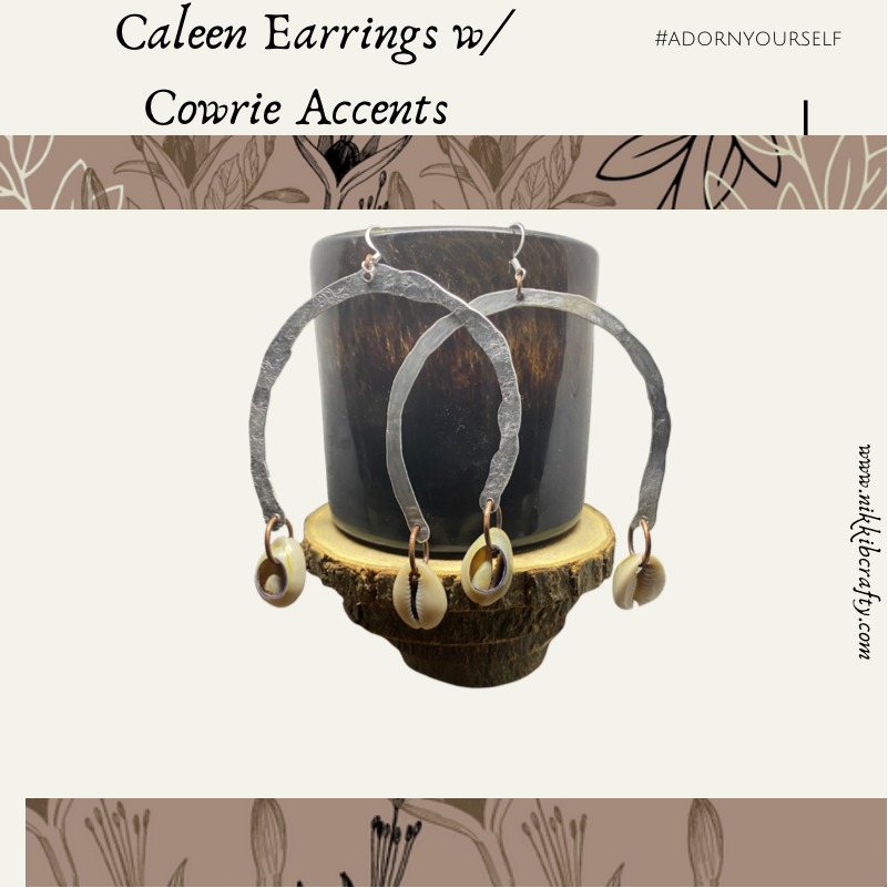 Image of Caleen Earrings - Free Shipping