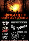 Image of Rockmantic Halloween Weekender - Super EarlybirdTicket