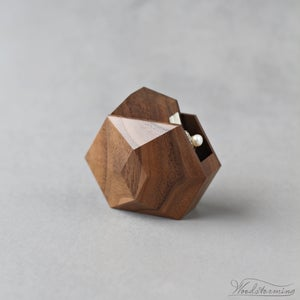 Image of Unique secret ring display by Woodstorming