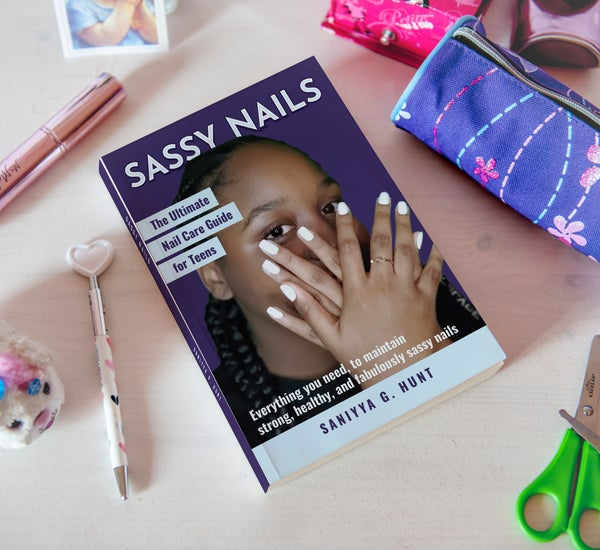 Image of Sassy Nails: The Ultimate Nail Care Guide for Teens