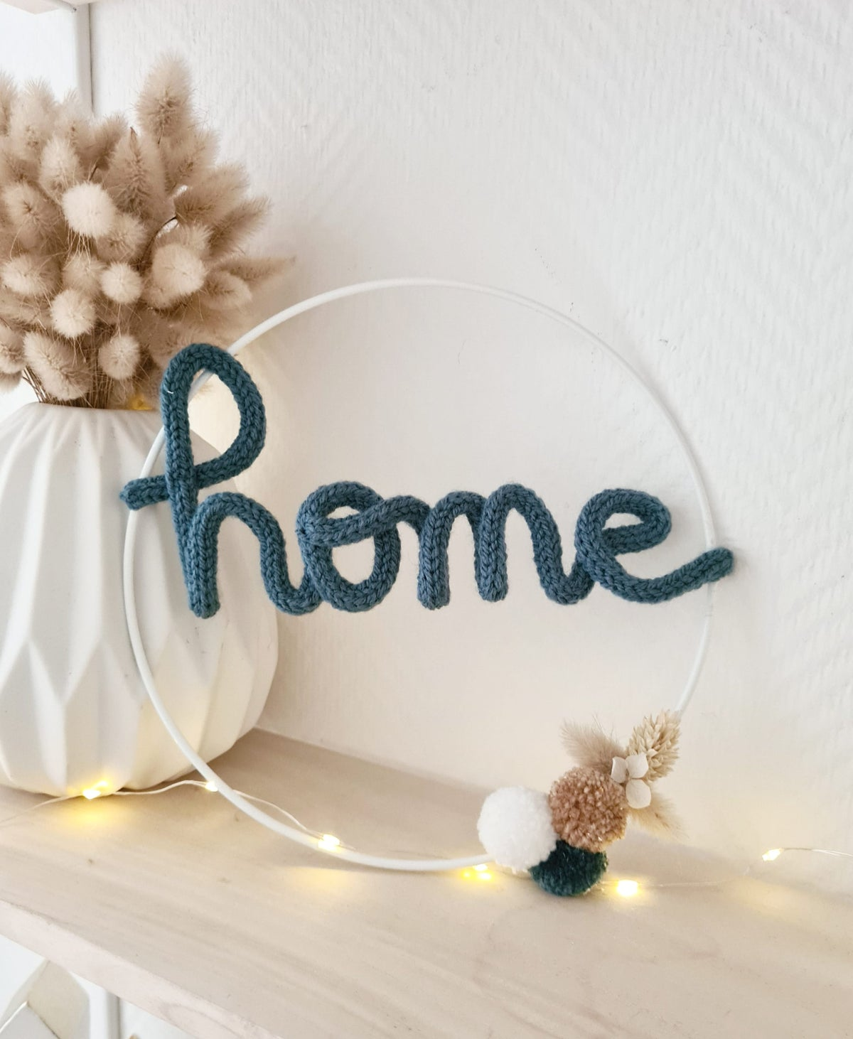 Image of Home - cercle métal