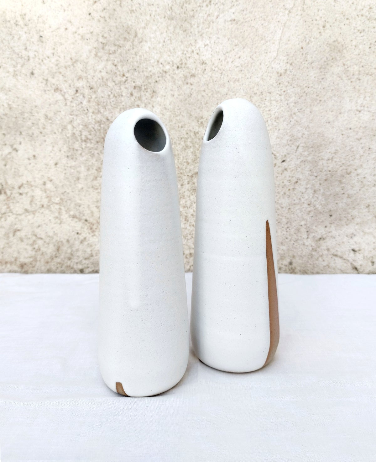 Image of Vases Kaonashi, duo (n3)