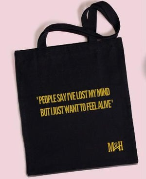 Image of DNA Tote bag and Pen