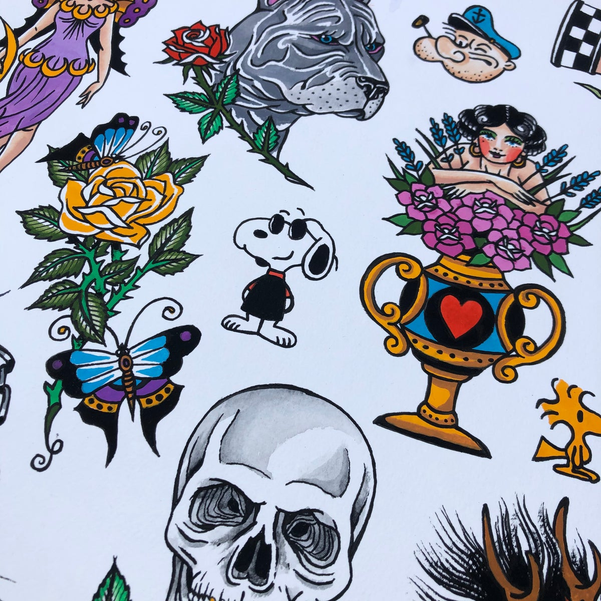 Image of Large flash sheet