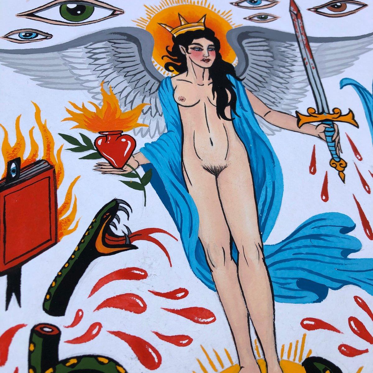 Image of High priestess