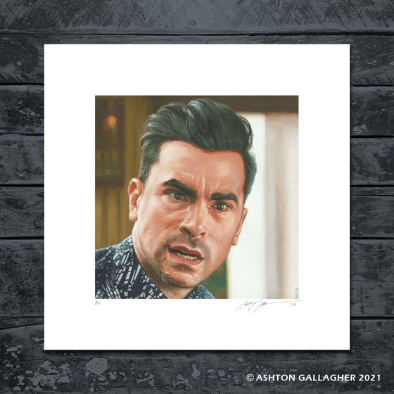 Image of DAVID ROSE MINI PRINT