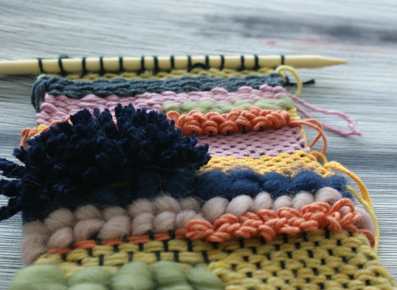 Image of Wall Hanging Weaving 16