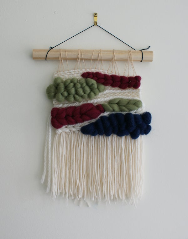 Image of Wall Hanging Weaving 17
