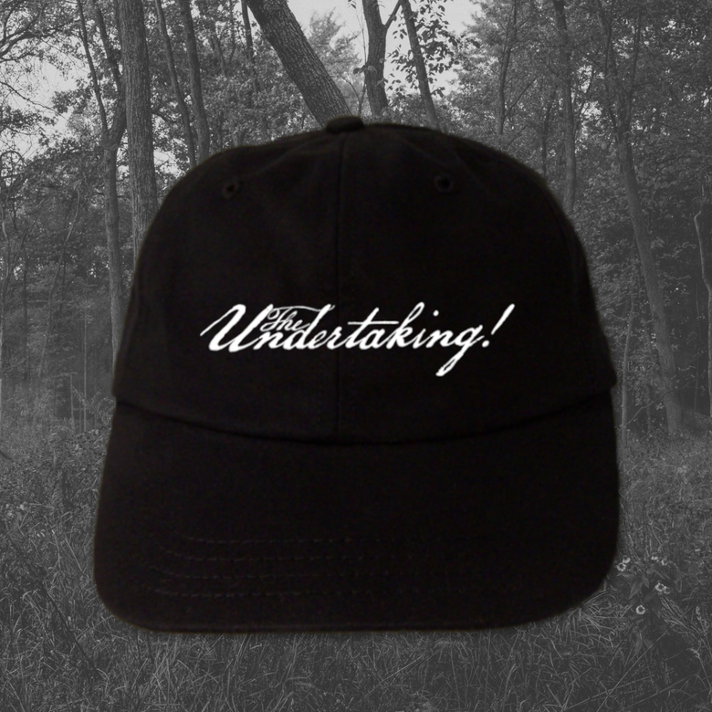 Image of The Undertaking! DAD HAT! Pre-Order