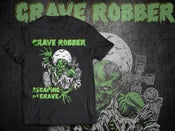 Image of ESCAPING THE GRAVE T-SHIRT
