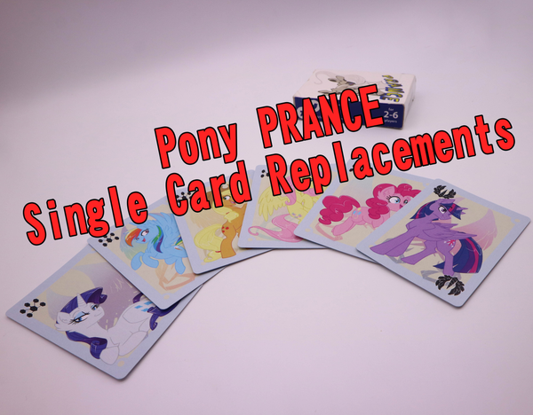 Image of Replacement PRANCE Cards