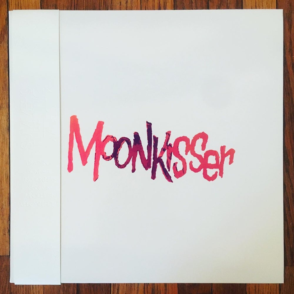 """Image of Moonkisser - Summer's Fleeting Majesty 12"""" EP Limited Cricut Cover"""