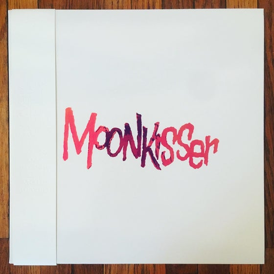 "Image of Moonkisser - Summer's Fleeting Majesty 12"" EP Limited Cricut Cover"
