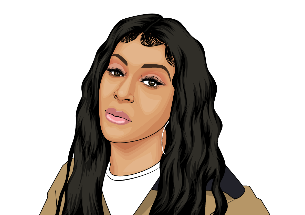 Image of Custom Illustration Portrait Drawing