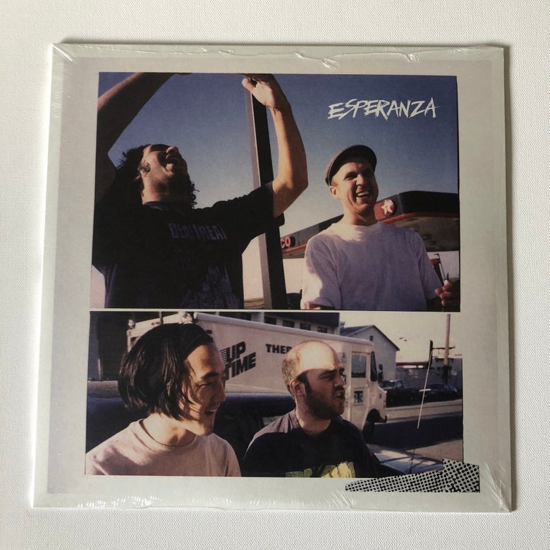 "Image of Esperanza ""1998-2001"" LP"