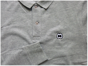 Image of 'WOODBANK' L/S POLO