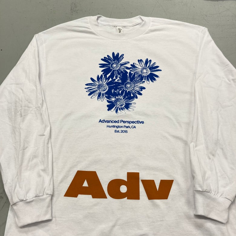 "Image of Advanced Perspective ""Floral"" Long Sleeve"