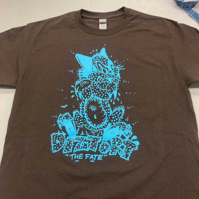 "Image of Diztort ""Cat"" t-shirt"