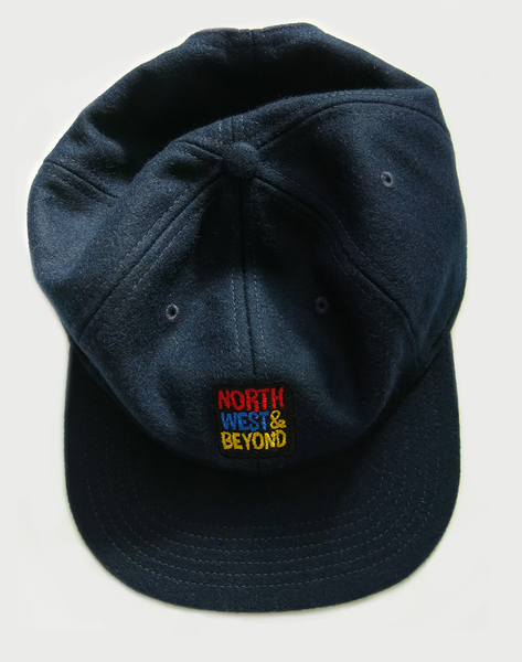 Image of 'NW&B' WOOL CAP.