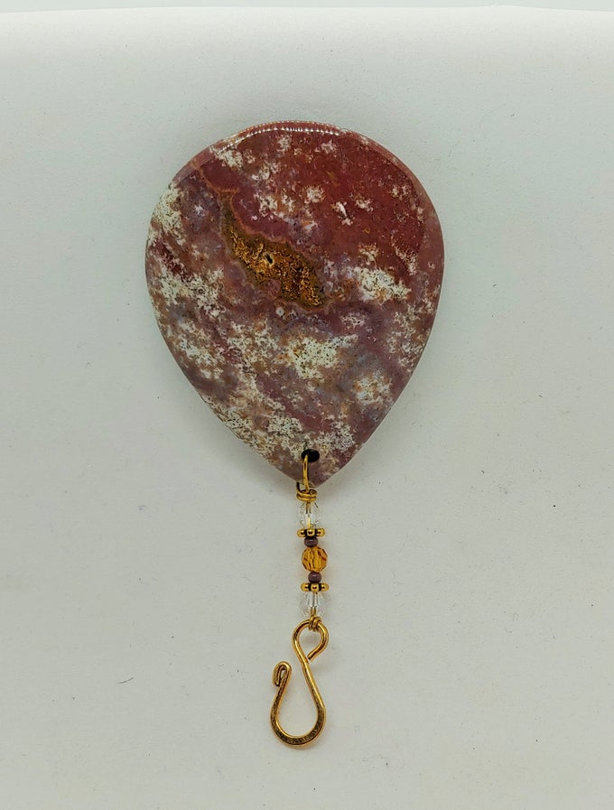 Image of Portuguese knitting Pin #21-491