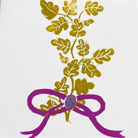 Image of Acorn Bouquet