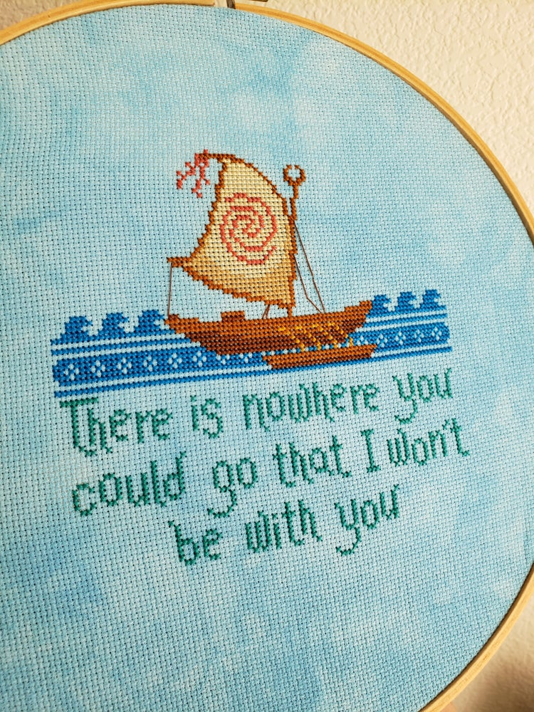 Image of You Know Who You Are - PATTERN PDF