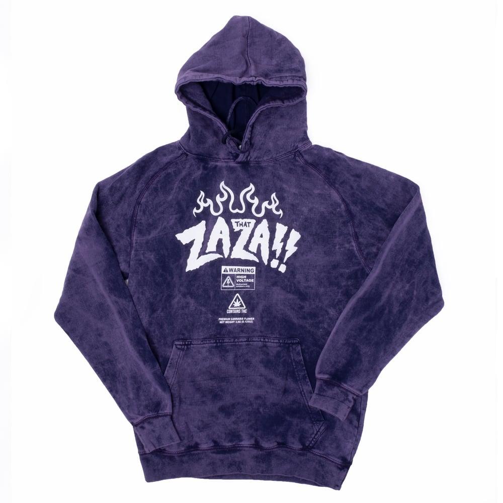 "Image of ""That ZAZA"" Vintage Hoodie"